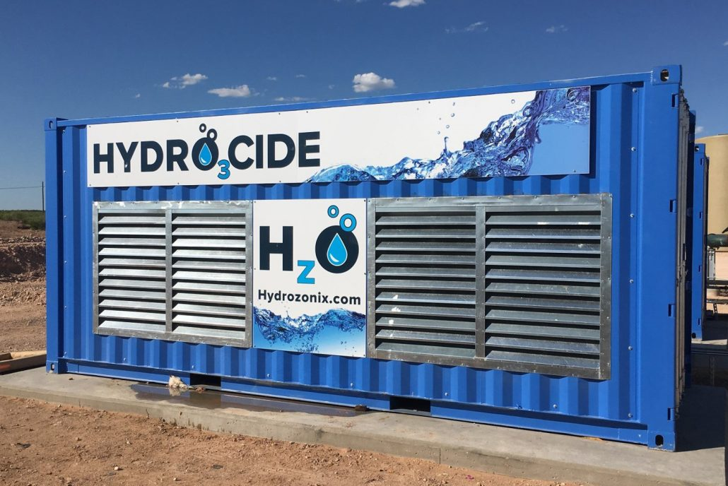 Technology Hydrozonix Water Quality Management